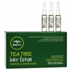 Paul Mitchell Tea Tree Hair Lotion Keravis & Lemon Sage - 12x6 ml