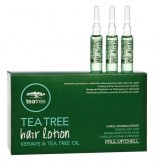 Paul Mitchell Tea Tree Hair Lotion Keravis & Tea Tree Oil - 12x6ml